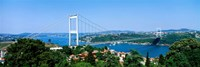 Bosphorus Bridge, Istanbul, Turkey Fine-Art Print