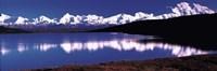 Mt. McKinley & Wonder Lake Denali National Park AK USA Fine-Art Print