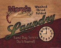 Mom's Laundry Fine-Art Print