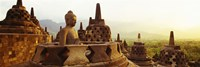 Indonesia, Java, Borobudur Temple Fine-Art Print