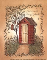 Country Landmark Fine-Art Print