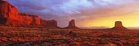 Sunrise, Monument Valley, Arizona, USA Fine-Art Print