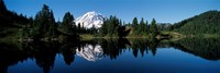 Eunice Lake Mt Rainier National Park WA USA Fine-Art Print