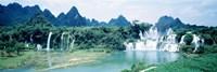 Detian Waterfall, Guangxi Province, China Fine-Art Print