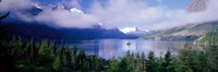St Mary Lake, Glacier National Park, Montana, USA Fine-Art Print
