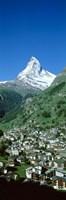Zermatt, Switzerland (vertical) Fine-Art Print