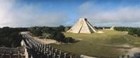 Pyramid Chichen Itza Mexico Fine-Art Print