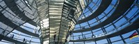 Glass Dome, Reichstag, Berlin, Germany Fine-Art Print