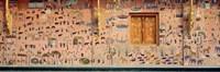 Wall mural, Wat Xien Thong, Luang Prabang, Laos Fine-Art Print