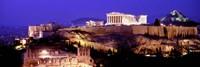Acropolis at Night Fine-Art Print