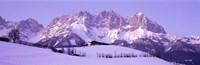 Wilder Kaiser Austrian Alps Fine-Art Print
