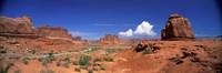 Arches National Park, Moab, Utah, USA Fine-Art Print