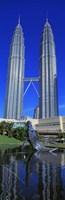 Petronas Towers Kuala Lumpur Malaysia Fine-Art Print