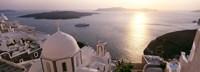 View of Santorini, Greece Fine-Art Print
