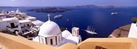 View of the Caldera, Santorini, Cyclades Islands, Greece Fine-Art Print