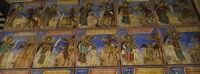 Walls of a Monastery, Rila Monastery, Bulgaria Fine-Art Print