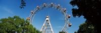 Prater Park Ferris wheel, Vienna, Austria Fine-Art Print