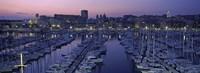 Marseille, Bouches-Du-Rhone, Provence-Alpes-Cote d'Azur, France Fine-Art Print