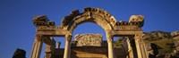 Turkey, Ephesus, temple ruins Fine-Art Print