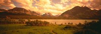 Saint Mary Lake, Montana Fine-Art Print