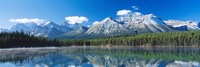 Herbert Lake Banff National Park Canada Fine-Art Print
