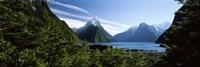 Milford Sound, Fiordland National Park, New Zealand Fine-Art Print