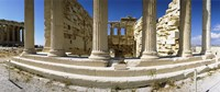Ruins of a temple, Parthenon, The Acropolis, Athens, Greece Fine-Art Print