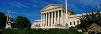 US Supreme Court Building, Washington DC, District Of Columbia, USA Fine-Art Print