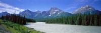 Rocky Mountains Near Jasper, Alberta Canada Fine-Art Print