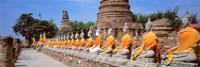 Ayutthaya Thailand Fine-Art Print