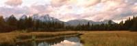 Grand Teton National Park WY USA Fine-Art Print