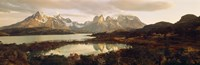 Torres del Paine National Park Chile Fine-Art Print