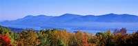 Lake George, Adirondack Mountains, New York State, USA Fine-Art Print