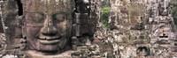 Stone Faces Bayon Angkor Siem Reap Cambodia Fine-Art Print
