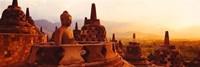 Borobudur Buddhist Temple Java Indonesia Fine-Art Print