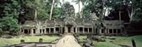 Preah Khan Temple, Angkor Wat, Cambodia Fine-Art Print