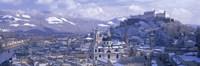 Winter, Salzburg, Austria Fine-Art Print