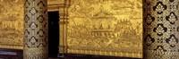 Wat Mai Luang Prabang Laos Fine-Art Print