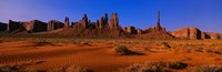 Monument Valley National Park, Arizona, USA Fine-Art Print