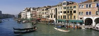 View of the Grand Canal, Venice Italy Fine-Art Print