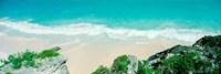 Surf on the shore, Bermuda Fine-Art Print