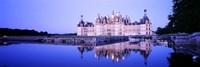 Chateau Royal De Chambord, Loire Valley, France Fine-Art Print