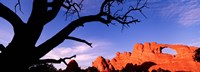 Skyline Arch, Arches National Park, Utah, USA Fine-Art Print