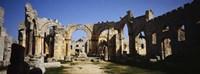 St. Simeon The Stylite Abbey, Aleppo, Syria Fine-Art Print