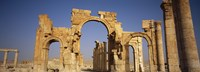 Old Stone Ruins in Palmyra, Syria Fine-Art Print
