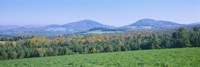 Mountains in Northeast Kingdom, Vermont Fine-Art Print