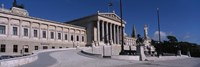 Parliament Building in Vienna, Austria Fine-Art Print