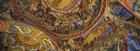 Monastery, Rila Monastery, Bulgaria Fine-Art Print