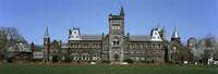 Facade of a building, University of Toronto, Toronto, Ontario, Canada Fine-Art Print