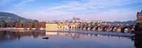 Charles Bridge, Prague, Czech Republic Fine-Art Print